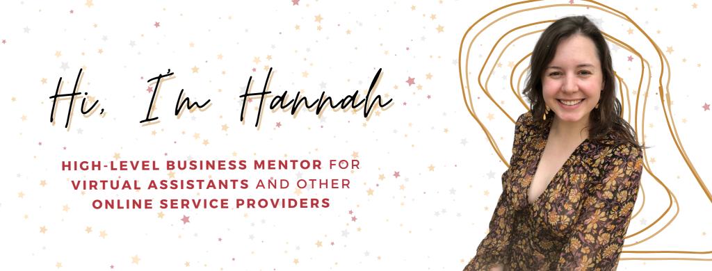 business mentor hannah plourde